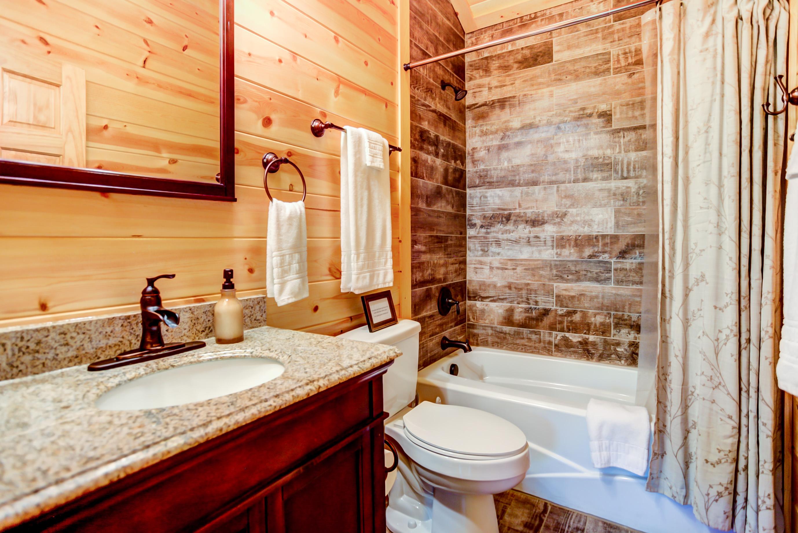 Bathroom - bathroom with tub