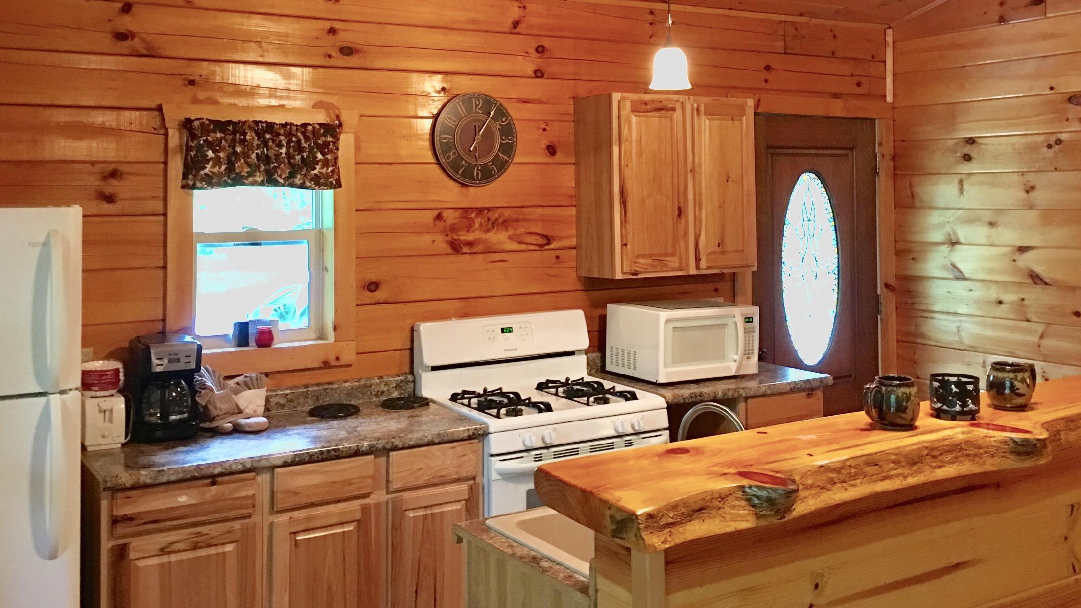 Kitchen - Spacious Kitchen