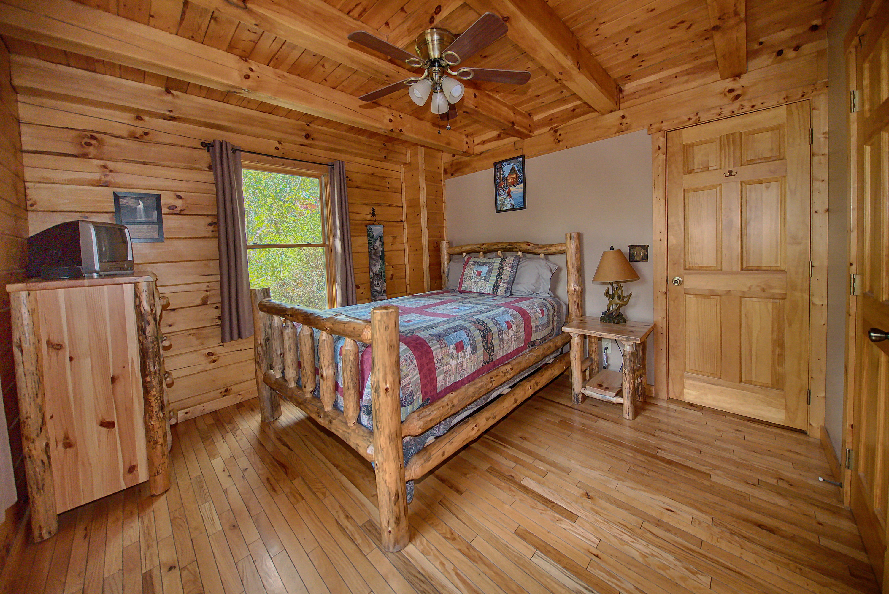Liberty Ridge Master Bedroom