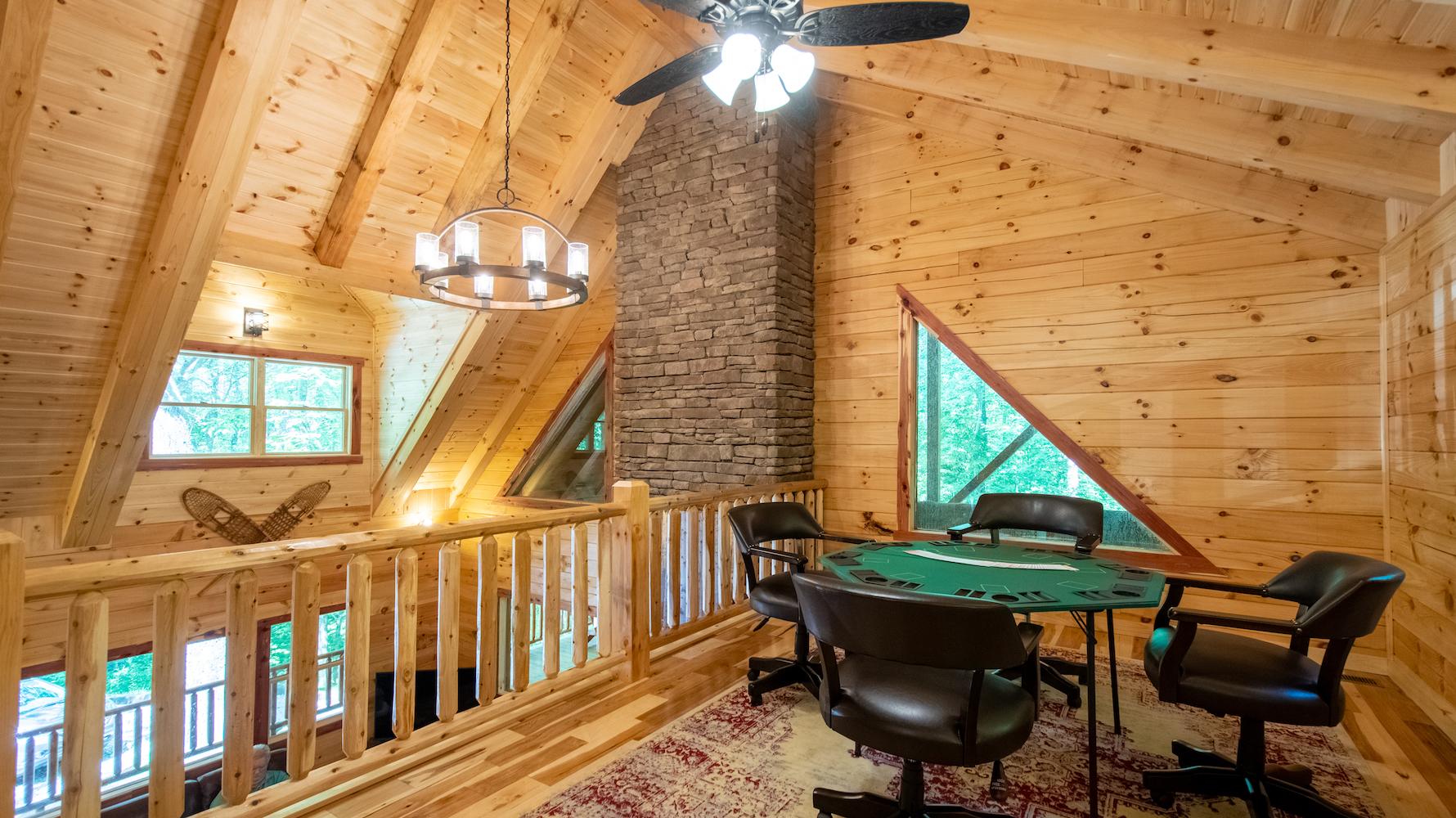 AHL loft poker table/puzzle table - AHL loft poker table/puzzle table