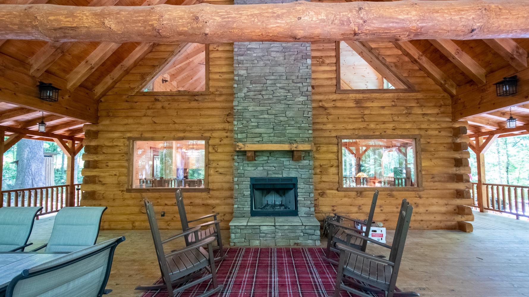 AHL outdoor fire place - AHL outdoor fire place