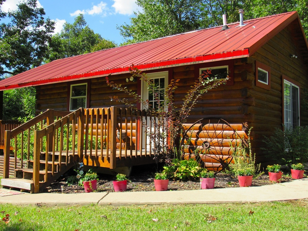 Prairie Rose - Cozy cabin for your getaway!